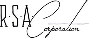 RSA script logo