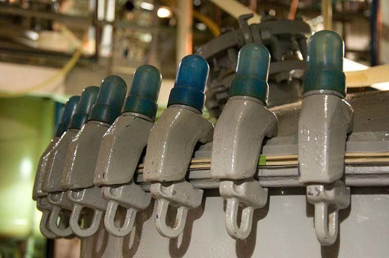 Reactor Caps